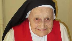 Suor Anna Maria del Sacro Cuore
