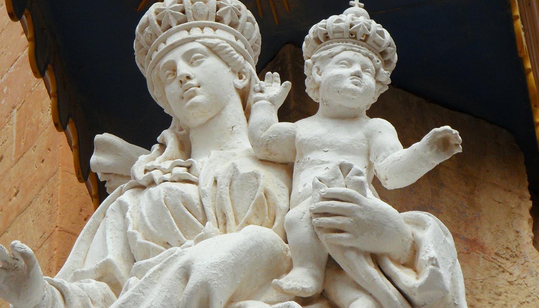 Inizia il mese dedicato alla Vergine Maria