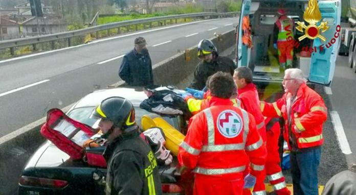 Isernia, infermiere muore in un incidente