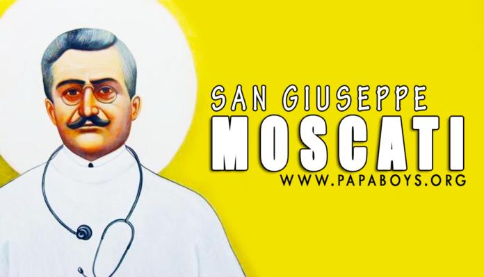 Oggi la Chiesa ricorda San Giuseppe Moscati, laico
