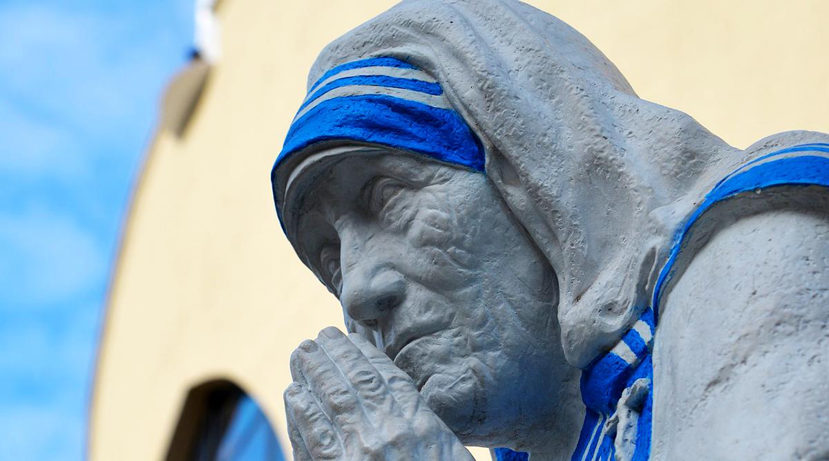 Devoti a Madre Teresa di Calcutta
