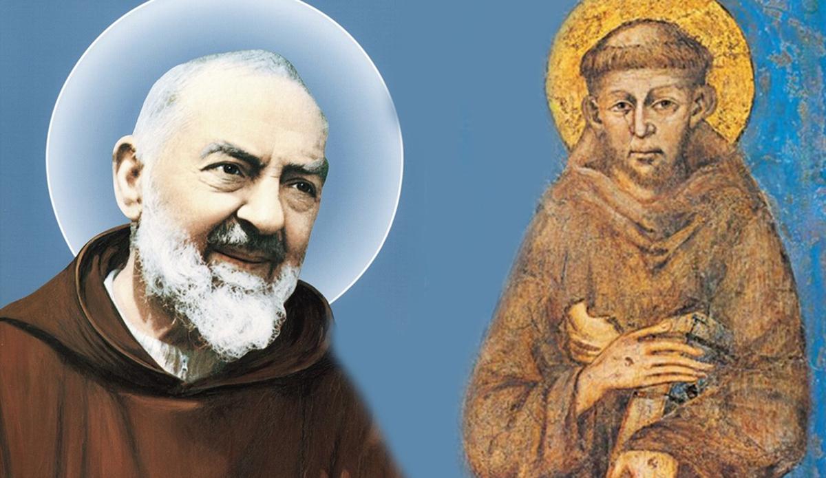 Invochiamo l'aiuto di Padre Pio nella nostra vita