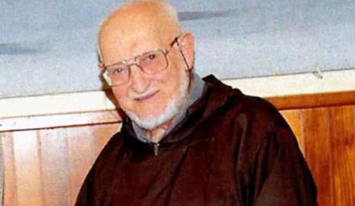 Morto il frate cappuccino Padre Aurelio Rossi