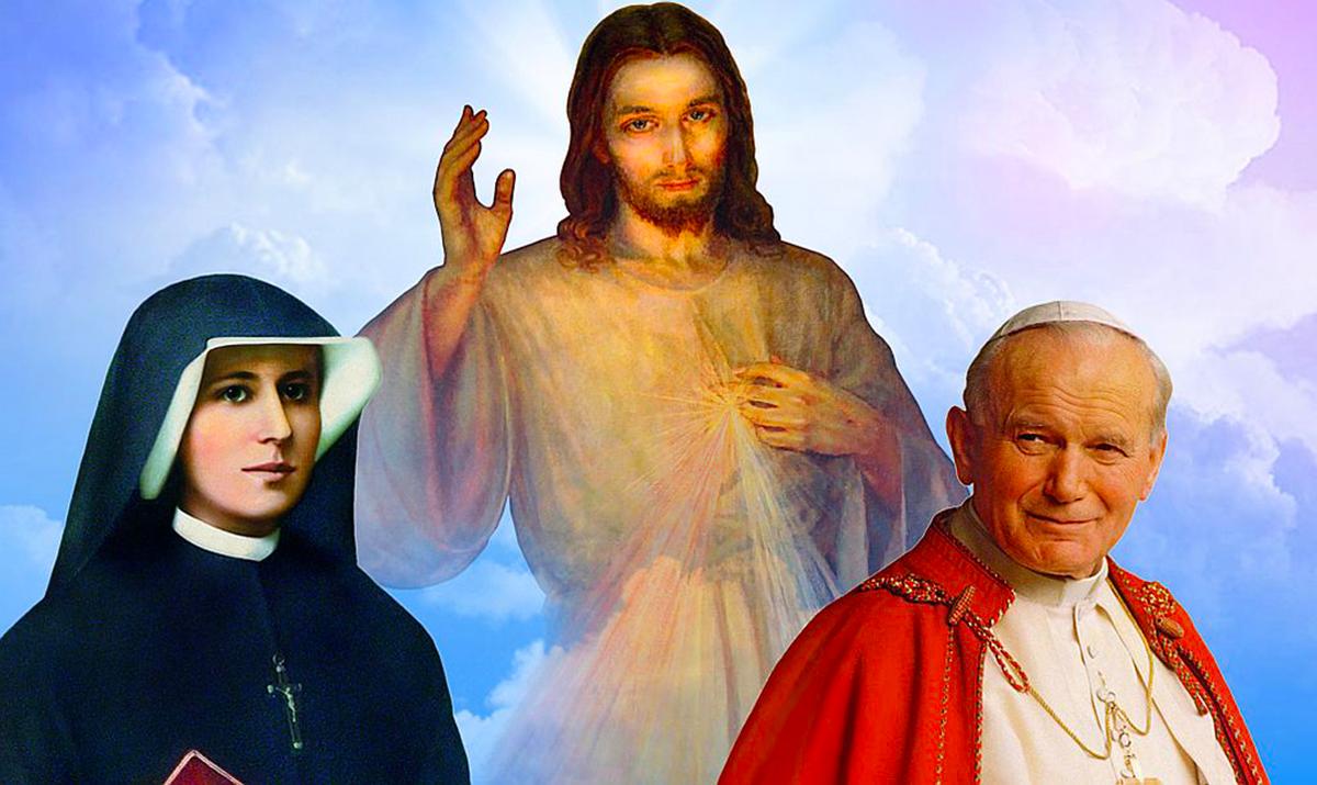 Devoti a Giovanni Paolo II: 'Non abbiate paura..!'. Supplica allo Spirito Santo, 20 Aprile 2021