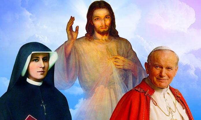 La supplica alla Divina Misericordia di Giovanni Paolo II