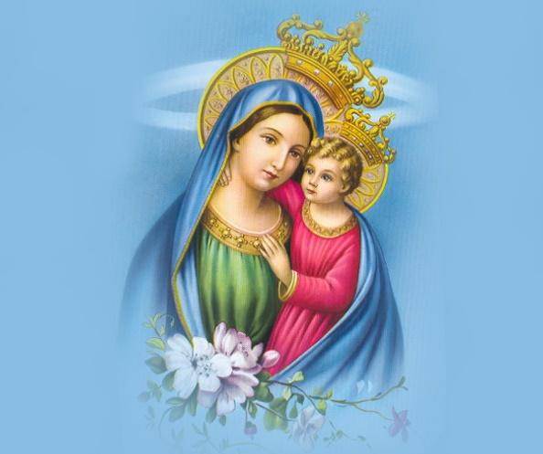 26 Aprile: Madonna del Buon Consiglio