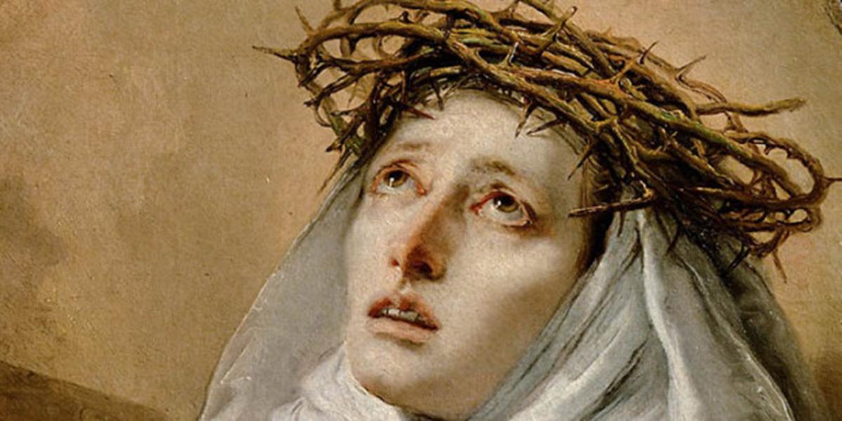Santa Caterina da Siena: la mistica Patrona d'Italia