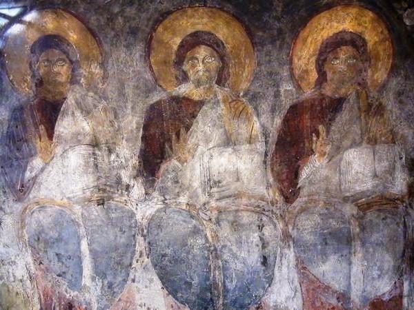Preghiera alla Santissima Trinità