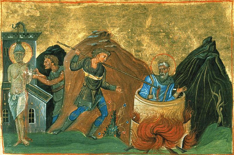 San Ciriaco, Vescovo e Martire