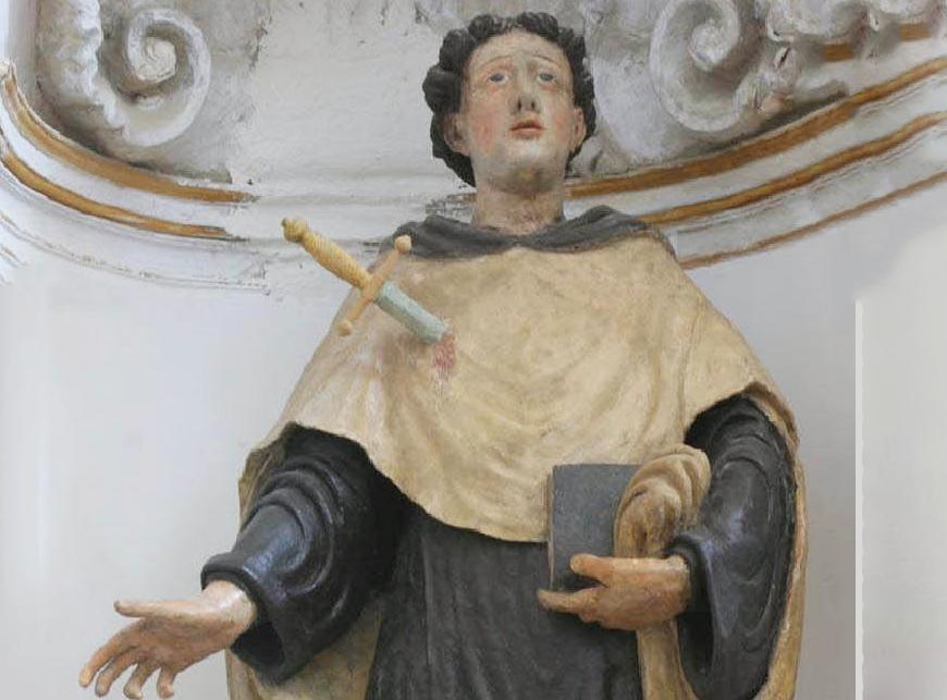 Sant'Angelo di Gerusalemme: la vita e una preghiera