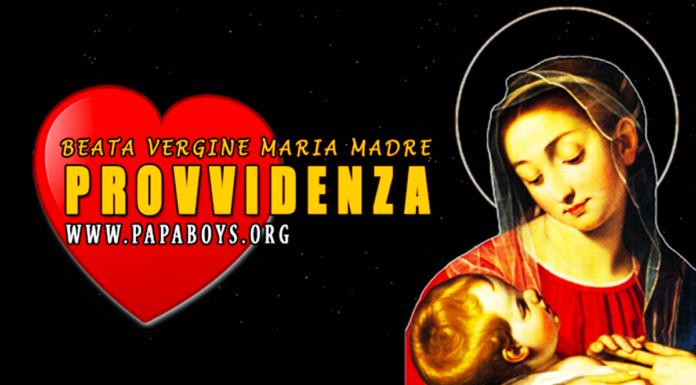 Beata Vergine Maria Madre della Divina Provvidenza