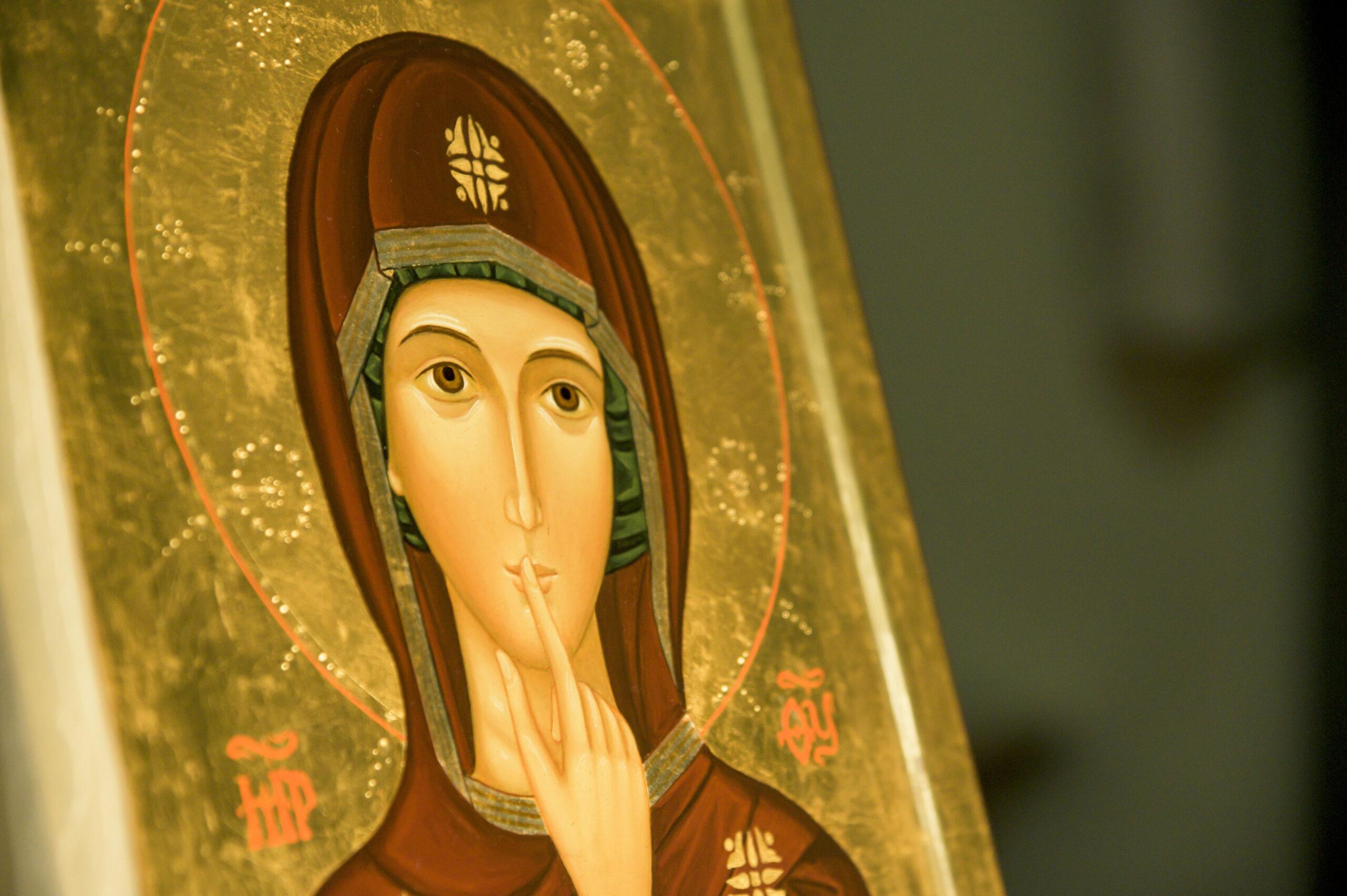 Preghiera della notte alla Vergine del Silenzio