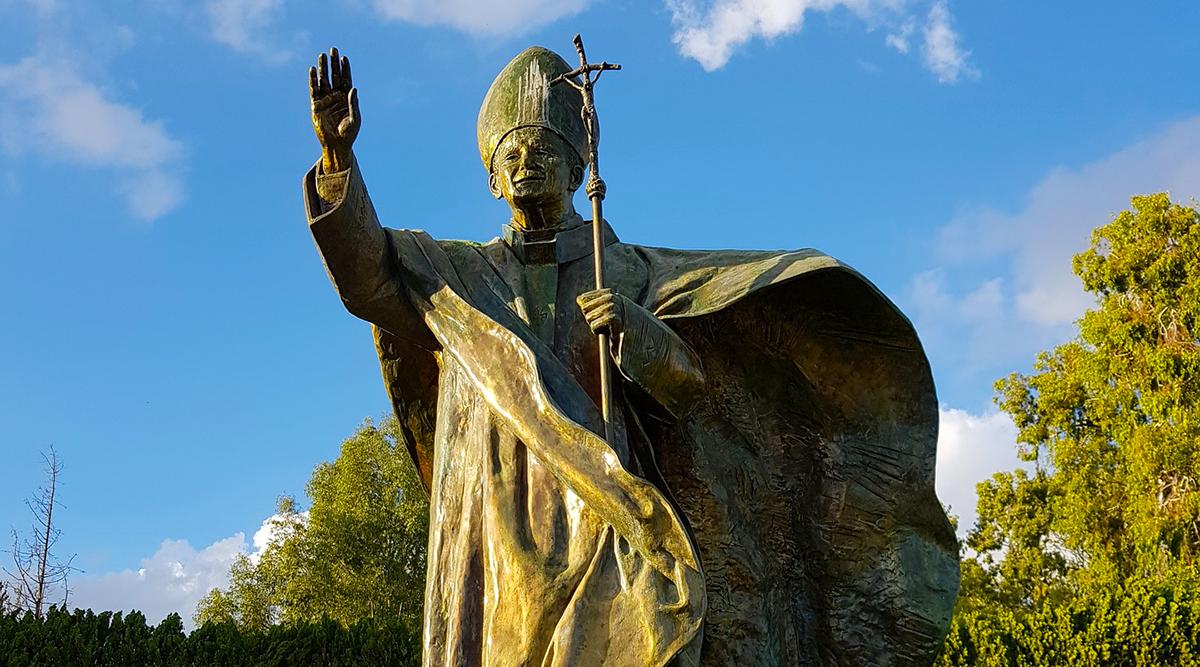 Giovanni Paolo II e la Santissima Trinità