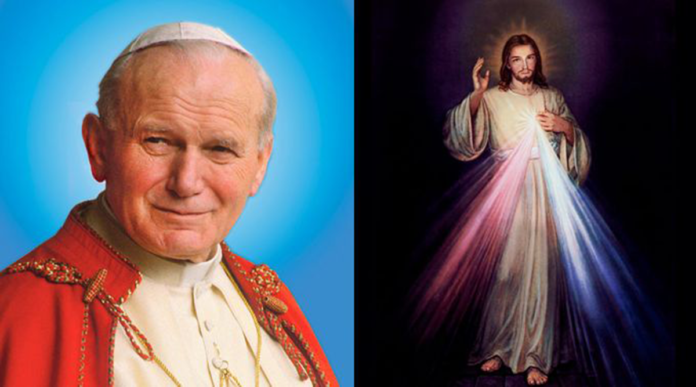 Preghiera a San Giovanni Paolo II