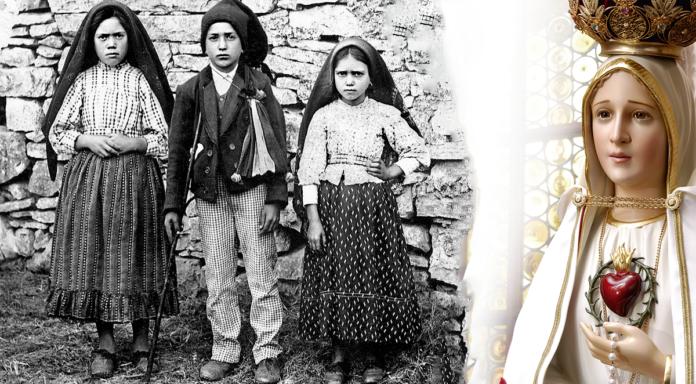 Novena alla Madonna di Fatima Madonna di Fatima