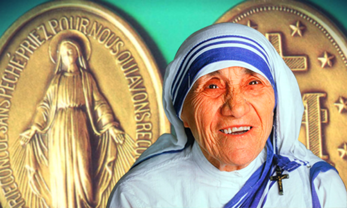 Chiedi una grazia a Madre Teresa di Calcutta