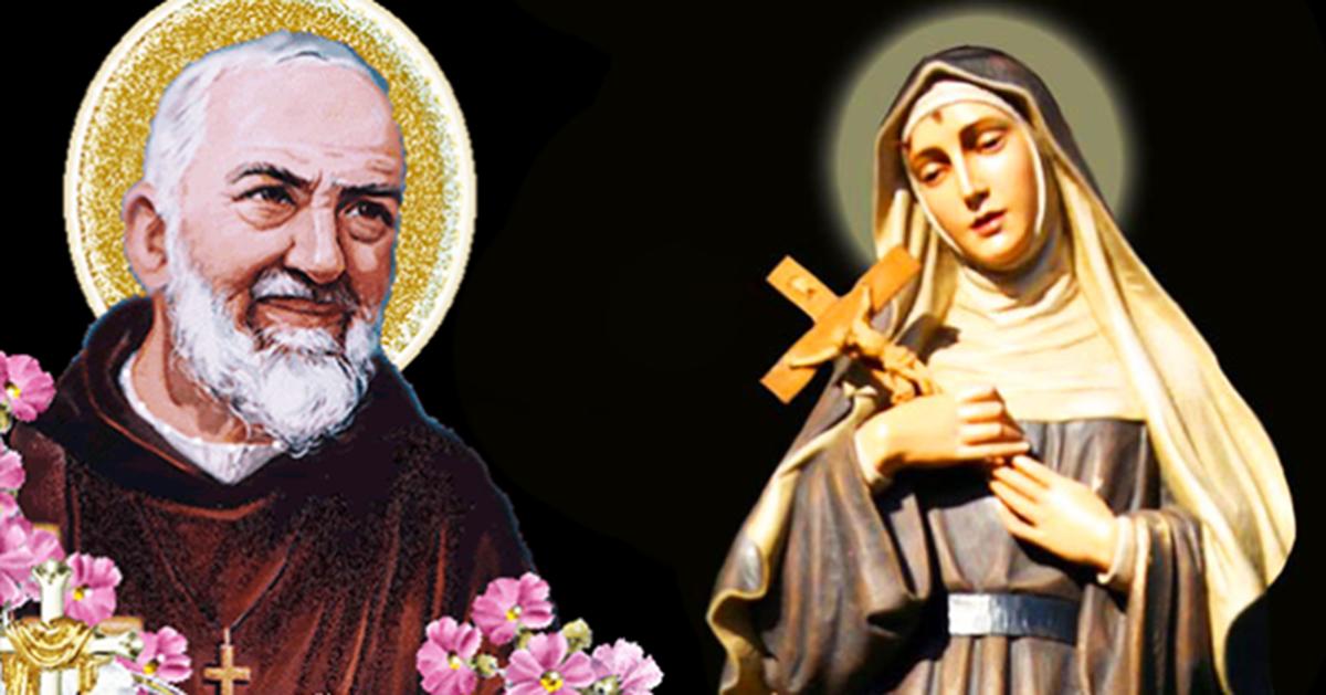 Le litanie a San Pio da Pietrelcina