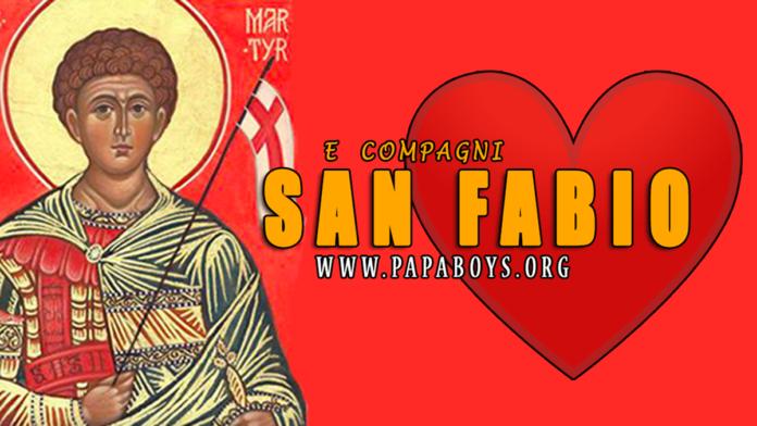 San Fabio e compagni martiri: storia e preghiera