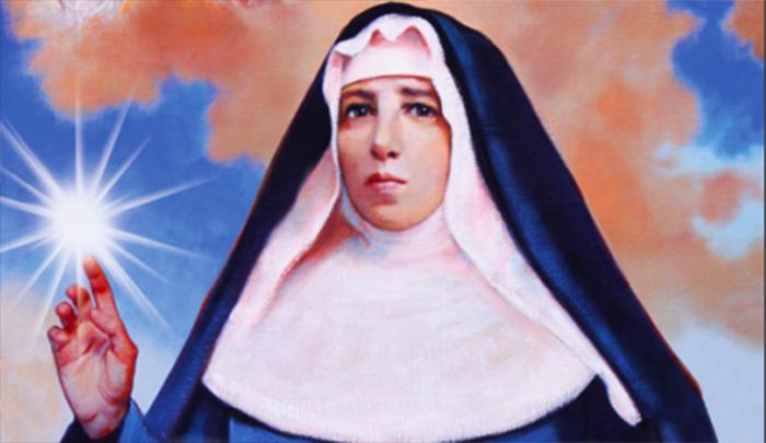 Beata Maria Serafina del Sacro Cuore