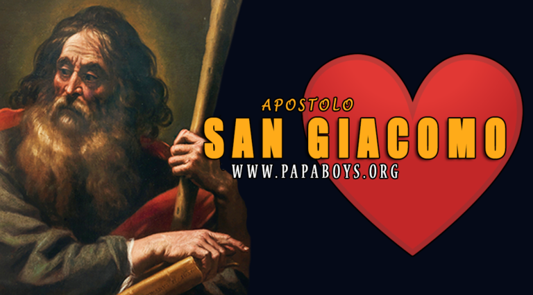 San Giacomo il Minore: la vita dell'apostolo martire