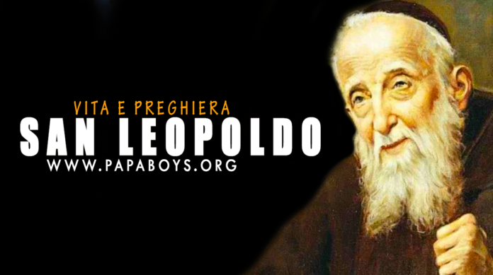 Oggi, 12 Maggio, la Chiesa festeggia San Leopoldo Mandić