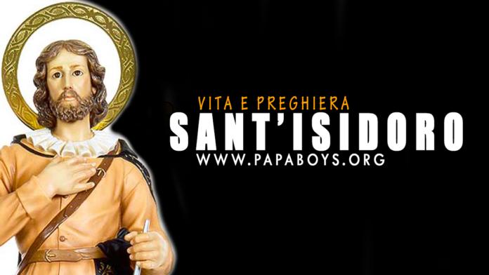 Sant'Isidoro, il contadino divenuto modello di fede