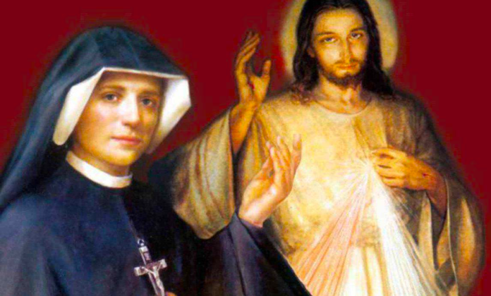 I racconti di Santa Faustina sulla Divina Misericordia