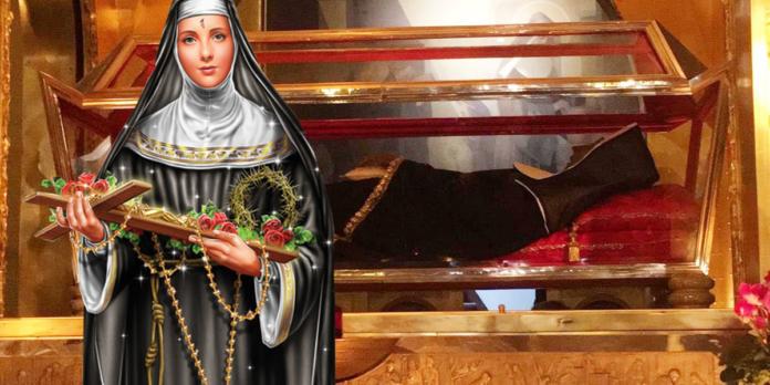 Preghiera a Santa Rita da Cascia per avere una grazia