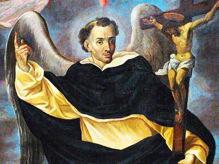 La benedizione di San Vincenzo Ferrari contro i malefici