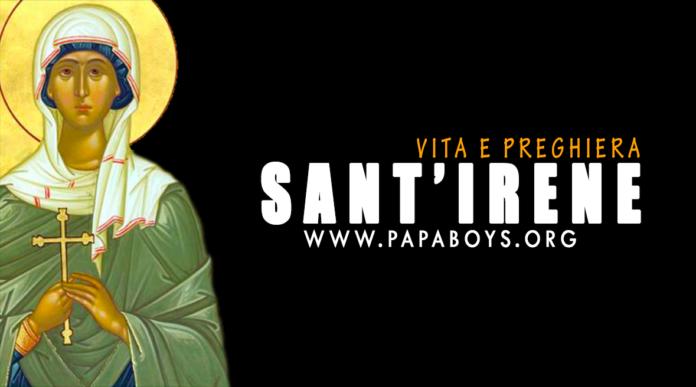 Sant'Irene, martire