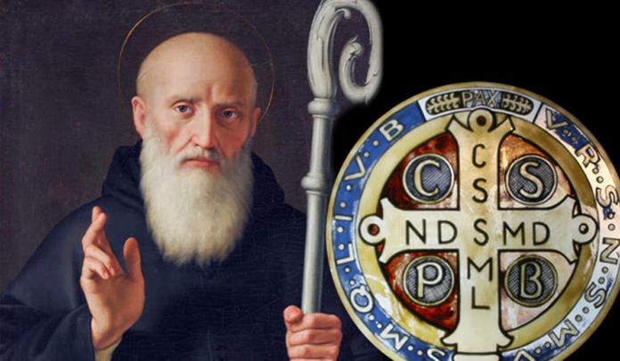 Preghiera a San Benedetto da Norcia