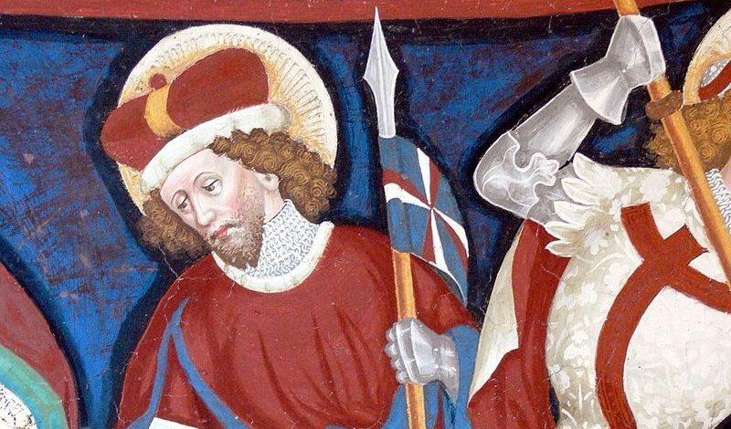San Floriano, il soldato invocato contro gli incendi