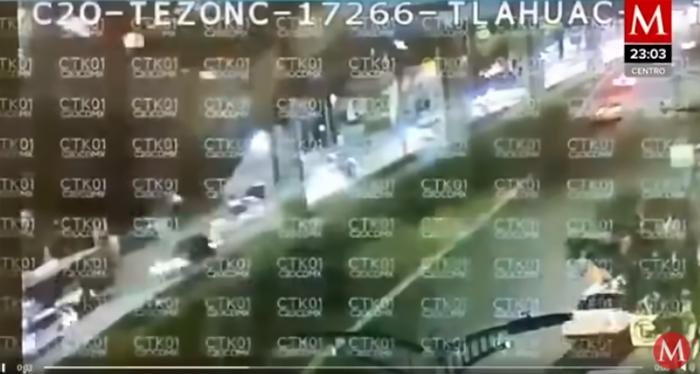 Tragedia a Città del Messico