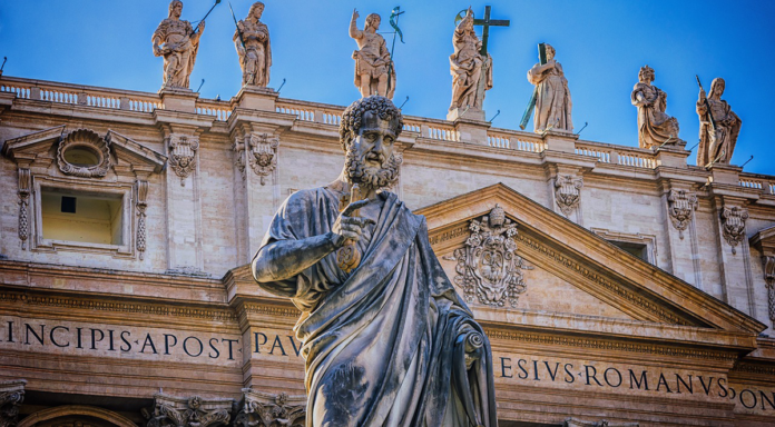 Litanie di preghiera a San Pietro