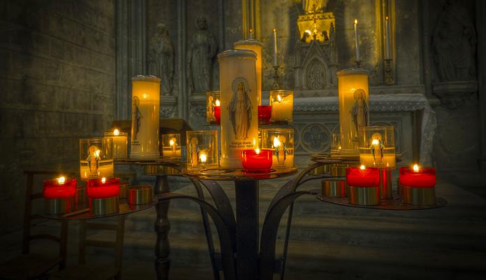 Preghiera efficace alla Madonna