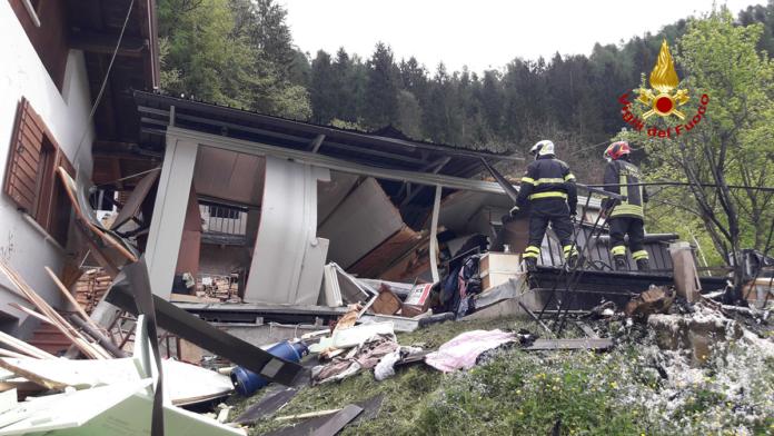 Forte esplosione vicino Belluno: ci sono due donne ferite