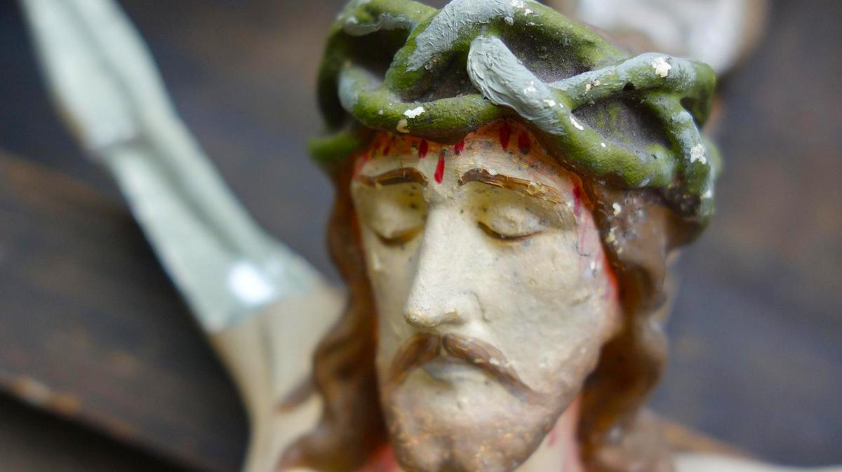 Preghiera al Prezioso Sangue di Gesù