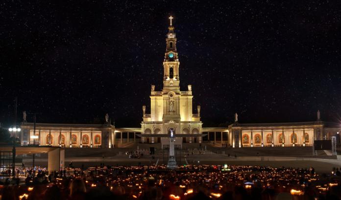Santo Rosario dal Santuario di Fatima