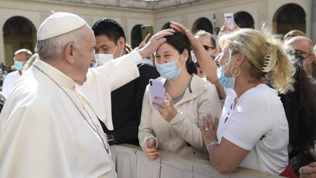 Papa Francesco: udienza generale del 26 Maggio 2021