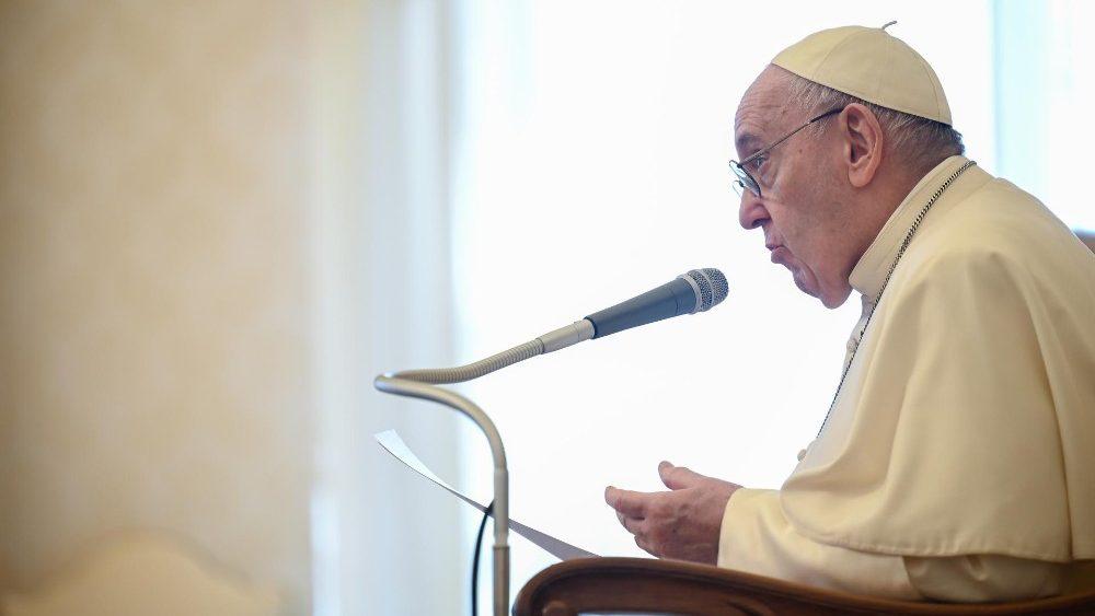 Papa Francesco (Udienza Generale) - Vatican News