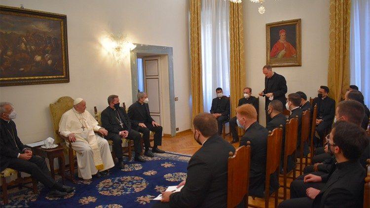 Papa Francesco (Vatican News)
