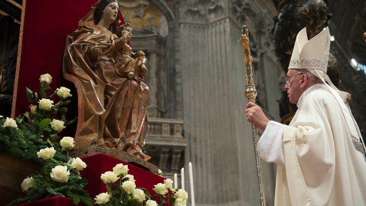 Festa della Beata Vergine Maria Madre della Chiesa