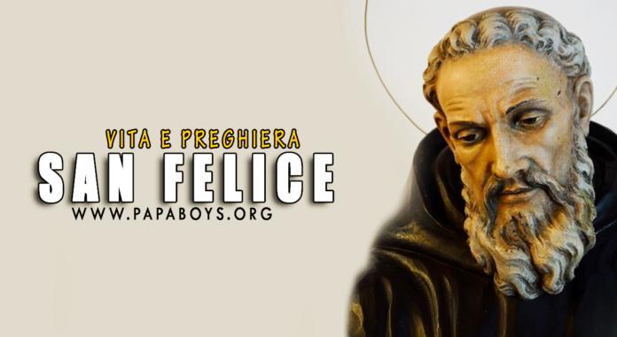 San Felice da Nicosia, cappuccino: vita e preghiera