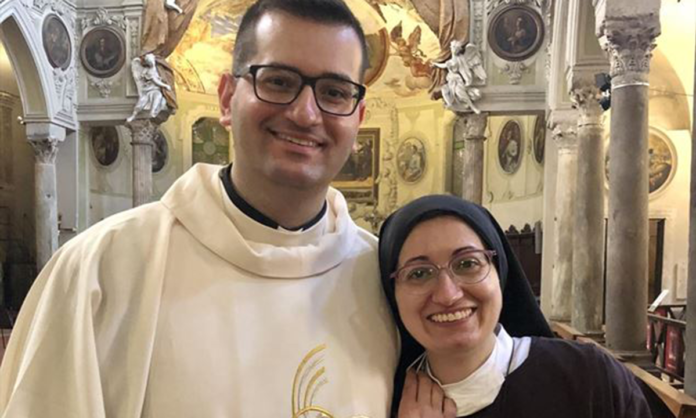 Don Francesco e suor Paola Maria, un segno di speranza