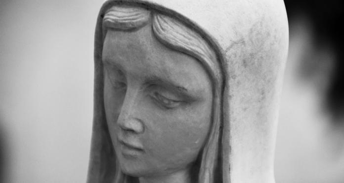 Preghiera di consacrazione alla Madonna dello Scoglio