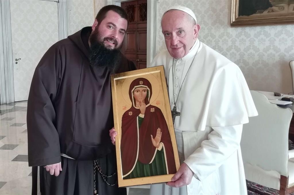 Preghiera alla Vergine del Silenzio