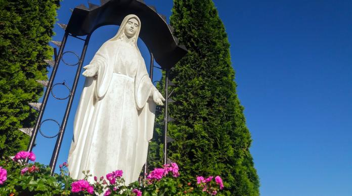 Supplica a Maria Santissima