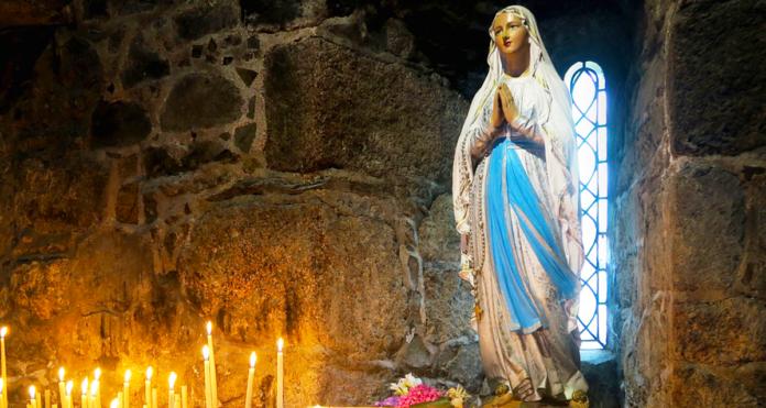 Il miracolo di Maria a Lourdes
