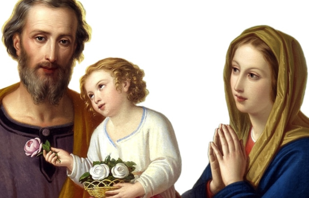 San Giuseppe intercede per noi