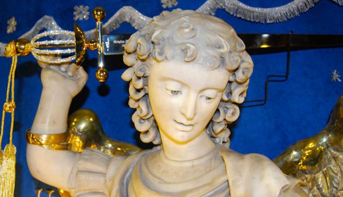 San Michele: protettore dei cristiani